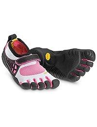 Vibram Fivefingers KSO G174 Toe shoes children's shoes black / white / pink