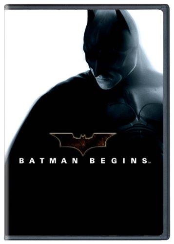 【初回生産限定スペシャル・パッケージ】バットマン ビギンズ(1枚組) [DVD]