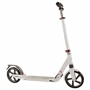 Scooter Town 7 Susp XL - White