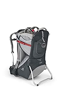 Osprey Packs Poco Child Carrier (Koala Grey, One Size)