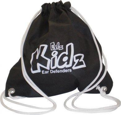 Edz Kidz - Sac de rangement pour casque antibruit enfant (Noir)