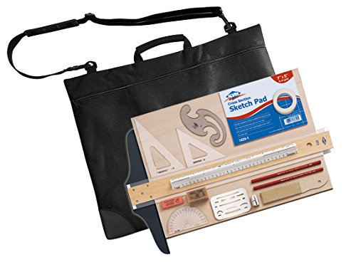 Alvin S700 Scholastic Drawing Outfit S700 (Drafting Kit Architect compare prices)