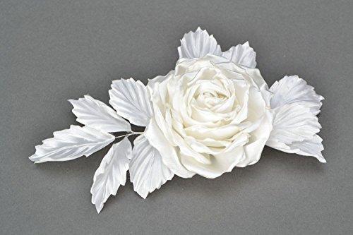 Accessoire de mariage fait main Fleur