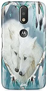 Sand Dunes Designer Printed Hard Back Case cover for Motorola Moto G4