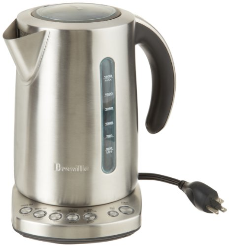 Breville RM-BKE820XL IQ Kettle (Certified Remanufactured) (Tea Kettle Electric Breville compare prices)