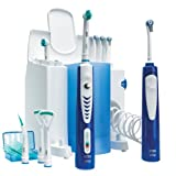 Image of Oral B - 63719714 - Combiné dentaire - Professional Care - 8000 Oxyjet Center