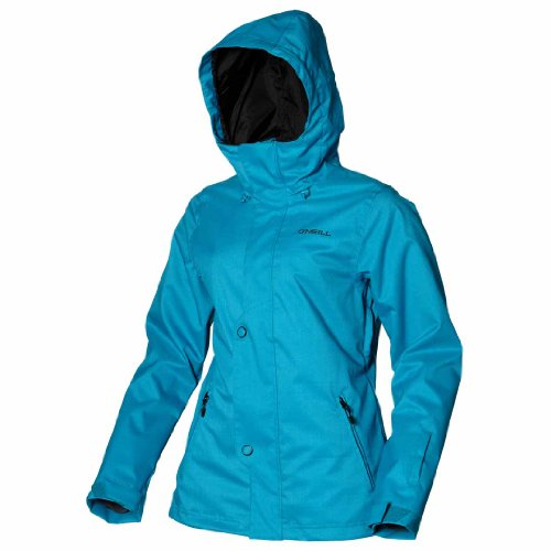 O'Neill Damen Snow Jacke PWES 3 IN 1, enamel blue, XL, 255040