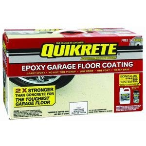 Valspar 002.0050026.022 Quikrete Epoxy Garage Floor Coating