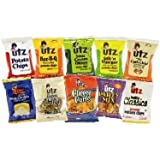Case of 60 Assorted Snack Size Bags
