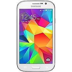 Samsung I9060i Galaxy Grand Neo Plus Smartphone, 8 GB, Bianco [Italia]