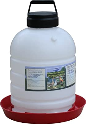 Famr Tuff 5 Gallon Top Fill Poultry Fountain