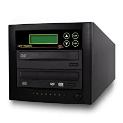 Copystars DVD Duplicator Sata 1 to 1 Target Sony-DVD-Burner-DVD Duplicator Cd DVD Copier