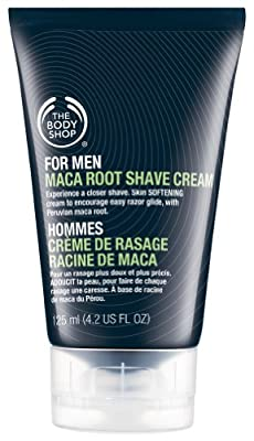 Best Cheap Deal for The Body Shop For Men Maca Root Shave Cream Small, 3.95-Fluid Ounce by The Body Shop - Free 2 Day Shipping Available
