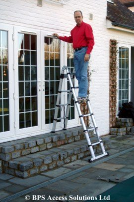 Trio- Telescopic Ladder