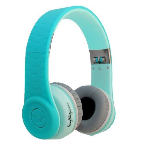 Fanny Wang 1000Series On Ear Wangs ブルー FW-1003-BLUの写真01。おしゃれなヘッドホンをおすすめ-HEADMAN(ヘッドマン)-
