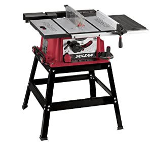 SKIL 3400-12 10-Inch Table Saw Kit with Stand