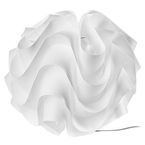 Tomasucci Mix white lampada da terra in polipropilene bianco