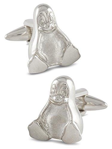 boutons-de-manchette-hommetux-le-pinguin-linux-argent-925-faits-mains