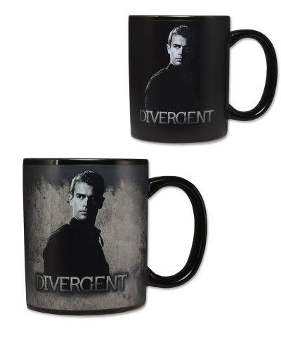"Divergent Movie ""Four Textured"" Thermal Mug"