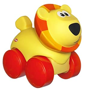 Playskool Wheel Pals Squishy Critter - Lion