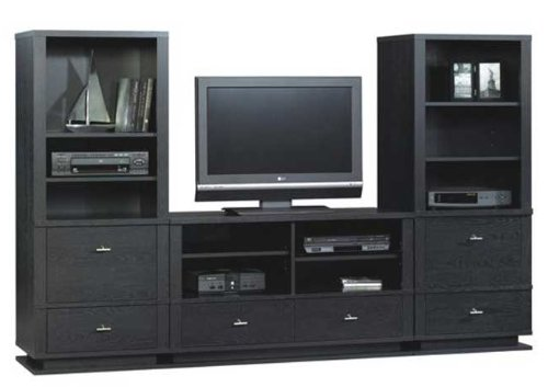 Meretto Entertainment Wall Unit