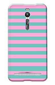 Asus ZenPhone 2 Designer Case Kanvas Cases Premium Quality 3D Printed Lightweight Slim Matte Finish Hard Back Cover for Asus ZenPhone 2