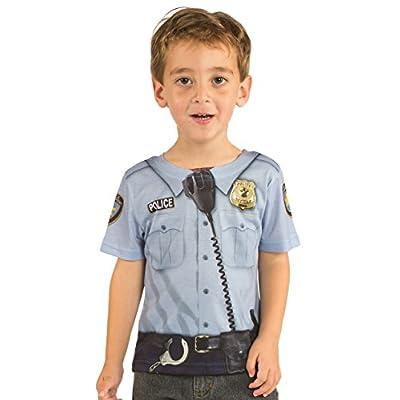 Toddler Policeman Costume T-Shirt