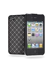 Cygnett Deco Diamond Case for iPhone 4/4S (Black)
