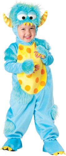 InCharacter Costumes Baby's Lil' Monster Costume