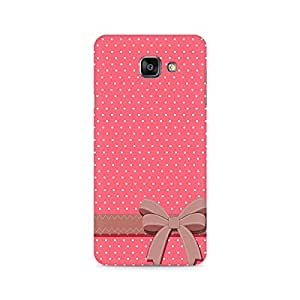 Ebby Gift Wrap Premium Printed Case For Samsung A710 2016 Version