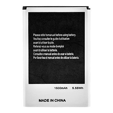 Yyt- 1500Mah Replace Li-Ion Battery For Samsung Admire R720 (3.7V)