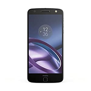 Moto Z Unlocked Smartphone - Lunar Grey - 64GB  (U.S. Warranty)