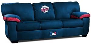 MLB Minnesota Twins Team Classic Sofa by Imperial