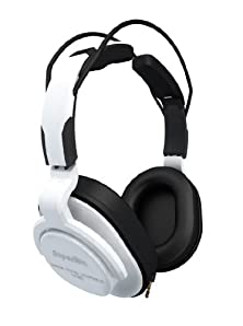 buy Superlux Hd661 Closed-Back Professional Headphone With Detachable Straight Cables White