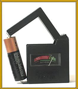 AccuPower Universal Battery Tester