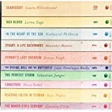 Quentin Crisp Stranger Than .... Fiction books series: 10 books (The Naked Civil Servant / Reading Lolita In Tehran / Longitude / The Perfect Storm / the Diving-Bell and the Butterfly / Fermat's Last Theorem / Stuart: A Life Backwards / In the Heart of t