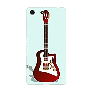 Fusion Gear Guitar Back Case for Sony Xperia M5