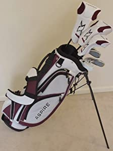 Ladies Complete Golf Set Custom Made for Petite Women 5