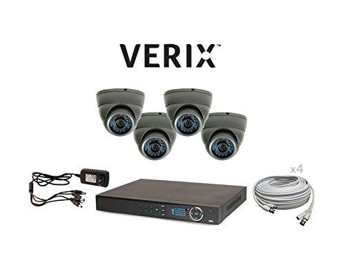 Entry 4-Camera Indoor Cctv System front-178275