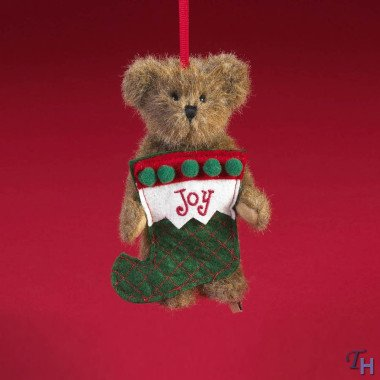 41 e1wHZZtL Cheap Buy  Joy Hollybell by Boyds Bears 5 Hanging Ornament (Fashion Families Holiday Hollybell Collection)
