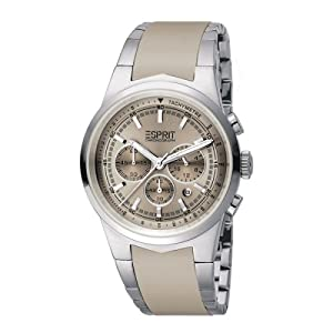 Esprit Herrenuhr CROSS-COUNTRY BROWN 4388623