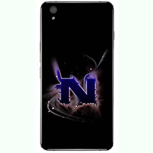OnePlus X printed back cover (2D)RK-AD035
