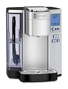 Amazon.com: Cuisinart SS-10 Premium Single-Serve Coffeemaker, Stainless Steel: Kitchen & Dining
