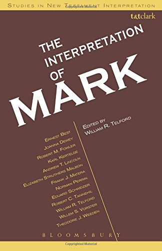 Interpretation of Mark (Issues in Religion and Theology)