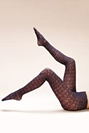 Floral Rose Net Tights [T60-6878-S-FO32]