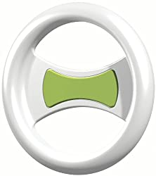 Clingo Universal Game Wheel for iPod, iPhone and Other Mobile Devices - Holster - Retail Packaging - White