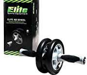 Ab Wheel Roller - An Amazon Best Seller - Awesome Reviews Because it Works and a Money Back Guarantee If You Don't Love It !!!