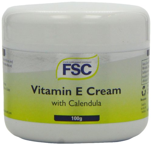 FSC Vitamin E Cream and Calendula 100g