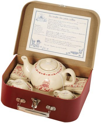 Moulin Roty Les Valises Porcelain Tea-Time Valise