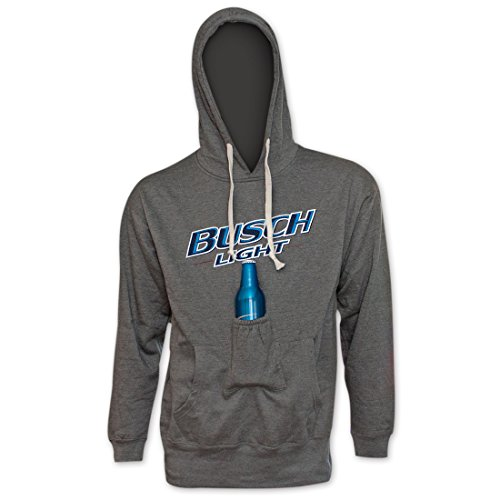 busch-light-logo-beer-pouch-hoodie-large-gray